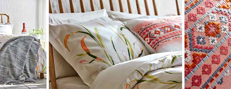 Harlequin Saona bedding collection