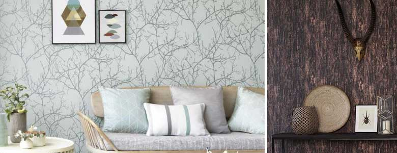 Casadeco Ohio Wallpaper Collection