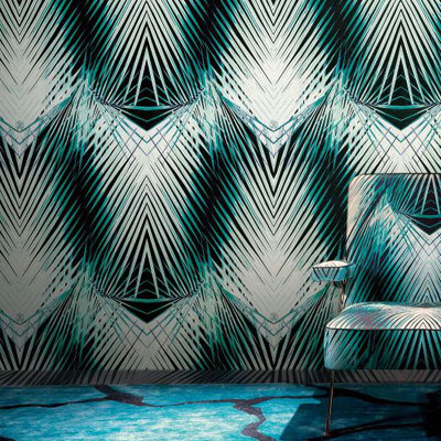Roberto Cavalli No.6 Wallpaper Collection