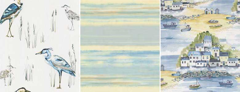 iliv Seascape Fabric Collection