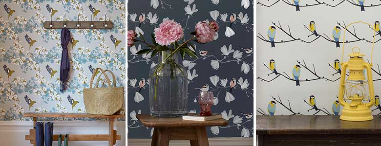 Lorna Syson Wallpaper Collection