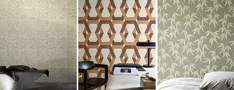 Engblad & Co Global Living Wallpaper Collection
