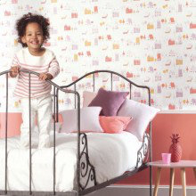 Casadeco Happy Dreams Wallpaper Collection