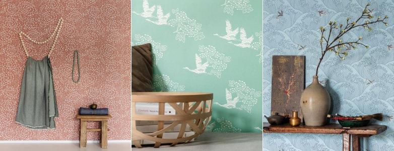 Caselio Hanami Wallpaper Collection