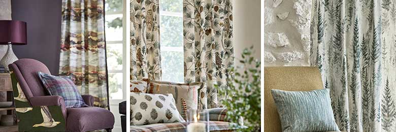 Sanderson Elysian Fabrics  Collection