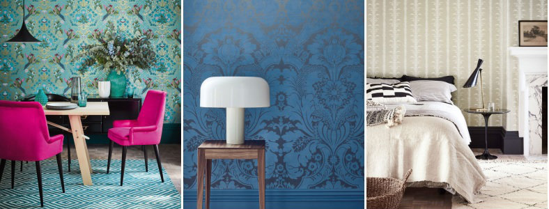 Little Greene London Wallpaper V Collection