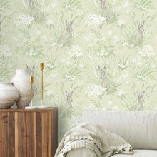 Albany Woodland Wallpaper Collection