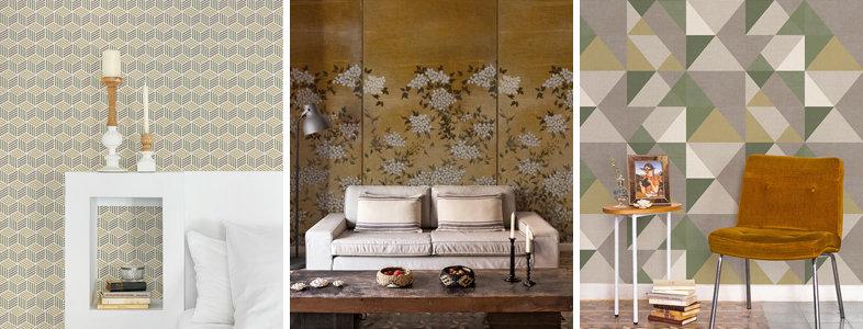 Coordonne Botanika Wallpaper Collection