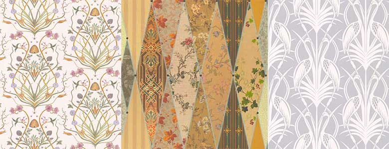 The Chateau By Angel Strawbridge Wallpaper Collection