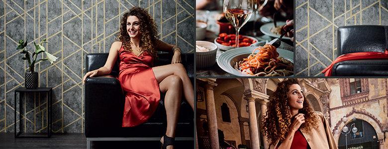 Metropolitan Stories Milano - Francesca Wallpaper Collection