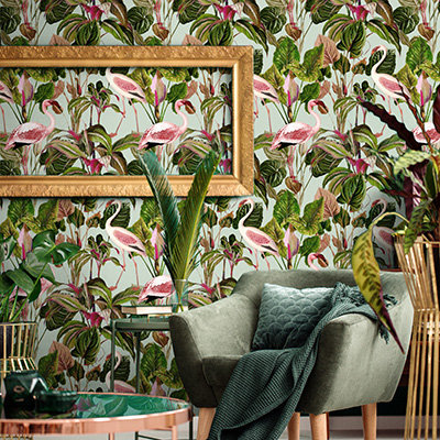 Mind the Gap Wallpaper Collectables Mural Collection