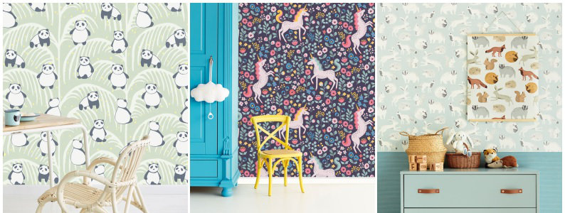 Eijffinger Mini Me Wallpaper Collection