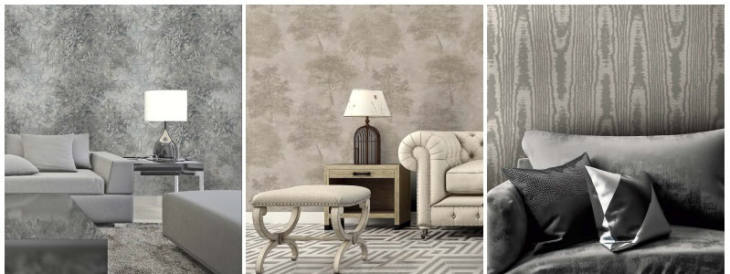 SketchTwenty 3 Soho Wallpaper Collection