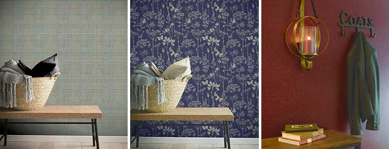 Arthouse Town and Country Wallpaper Collection