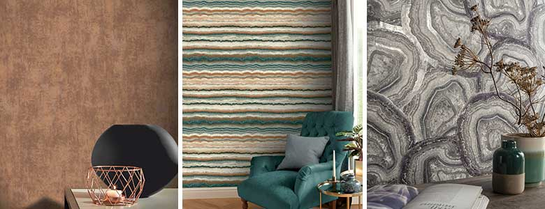 Arthouse Minerals Wallpaper Collection