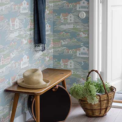 Boråstapeter Marstrand II Coastal Living Wallpaper Collection