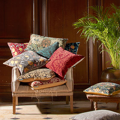Morris & Co Cushion Collection