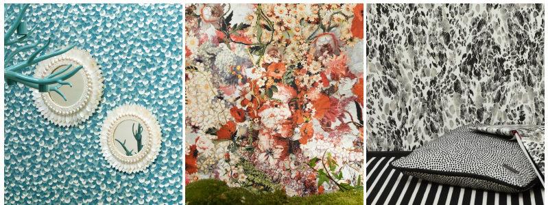 Jean Paul Gaultier Un Monde Parfait Wallpaper Collection