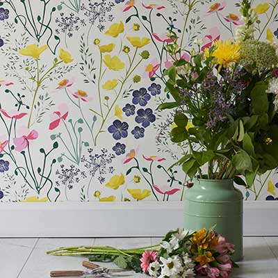 Lorna Syson Garden Collection Wallpaper