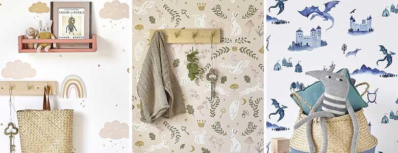 Hibou Home 4 Wallpaper Collection