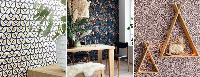 Caselio Hygge Wallpaper Collection