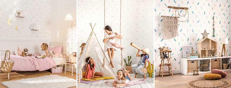 Caselio Girl Power Wallpaper Collection
