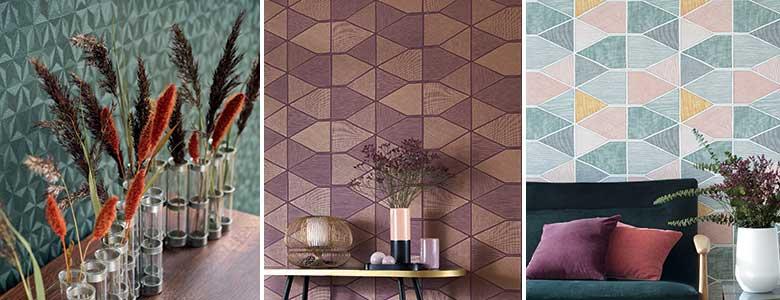 Casadeco Nova Wallpaper Collection