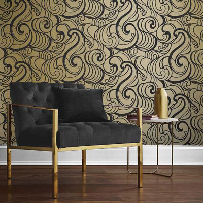 Graham & Brown Established Wallpaper Collection