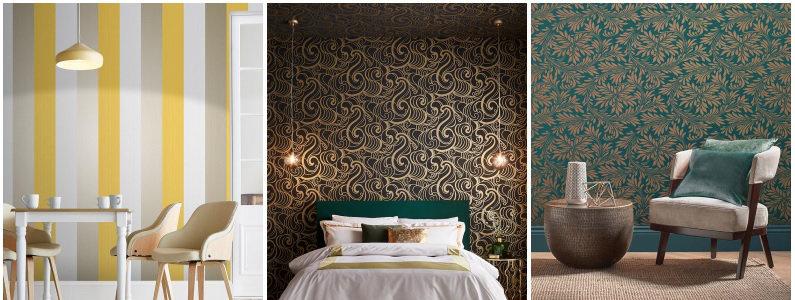 Graham & Brown Established Wallpaper Collection
