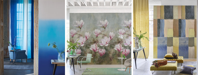 Designers Guild Scenes and Mural Collection