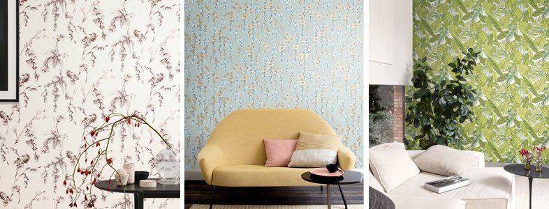 Zoom by Masureel La Vie En Rose Wallpaper Collection