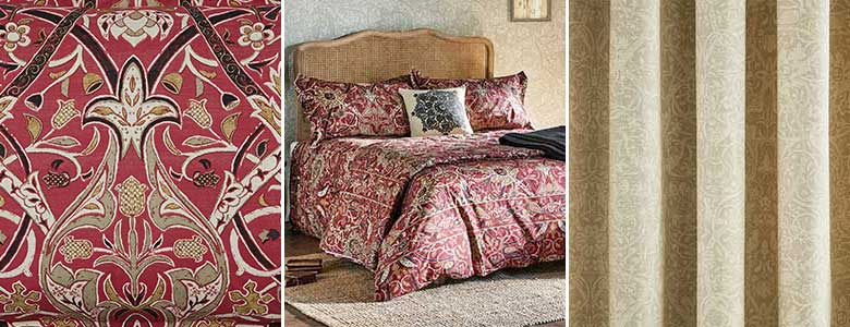 Morris Bullerswood Bedding Collection