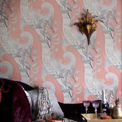 Laurence Llewelyn-Bowen Signature Collection Wallpaper