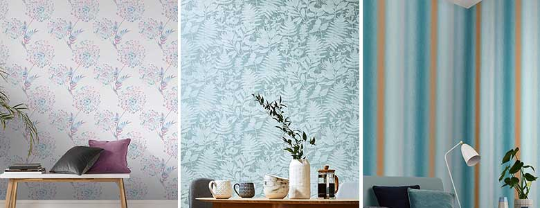 Graham & Brown Floriculture Wallpaper Collection