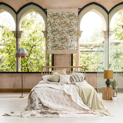 Clarke & Clarke Prince of Persia Fabric Collection