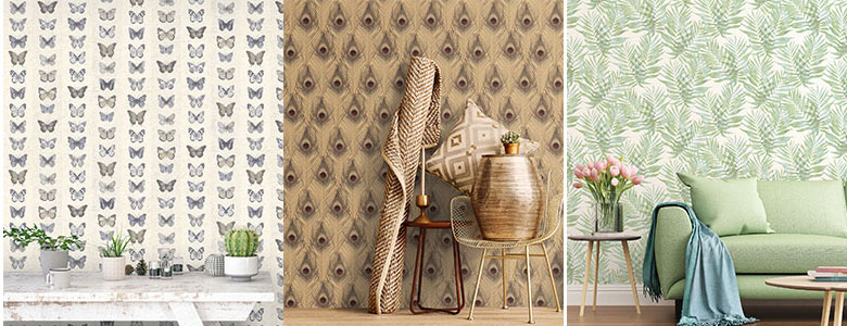 Galerie Organic Textures Wallpaper Collection