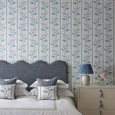 Nina Campbell Ashdown Wallpaper Collection