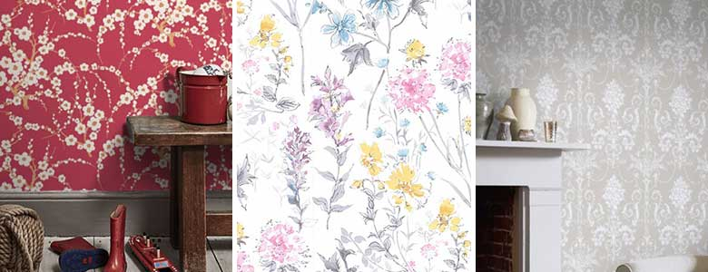 Laura Ashley Wallpapers 2019  Collection