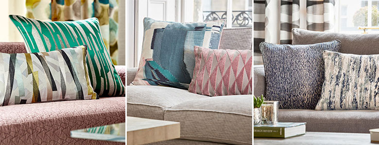 Harlequin Momentum Cushion Collection