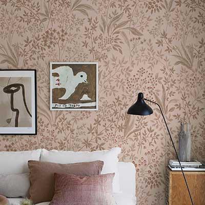 Boråstapeter Graceful Stories Wallpaper Collection