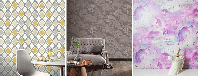 Arthouse Winter 2019 Wallpaper Collection