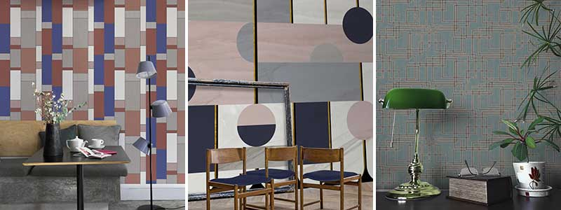 Coordonne Mies Wallpaper Collection