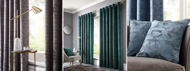 Studio G Topia Ready Made Curtains Collection