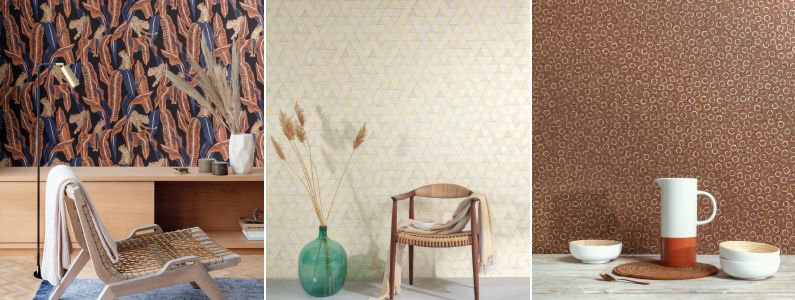Zoom by Masureel Ombra Wallpaper Collection