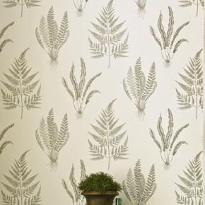 Sanderson A Painter's Garden Wallpaper Collection