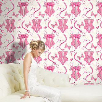 Opus Muras The Courtesan Collection Wallpaper