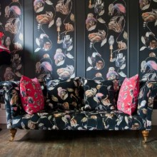 House of Hackney Animal Mural Collection