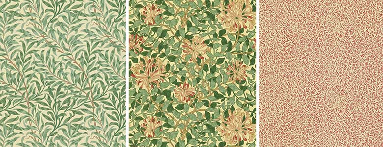 William Morris Wallpaper Collection