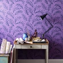 Sanderson Bloomsbury Wallpaper Collection