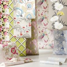 Clarke & Clarke Showstoppers Wallpaper Collection
